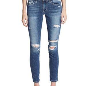 Joe's Jeans Keagan distressed skinny